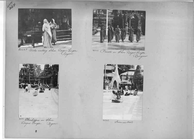Mission Photograph Album - Burma #1 page 0224