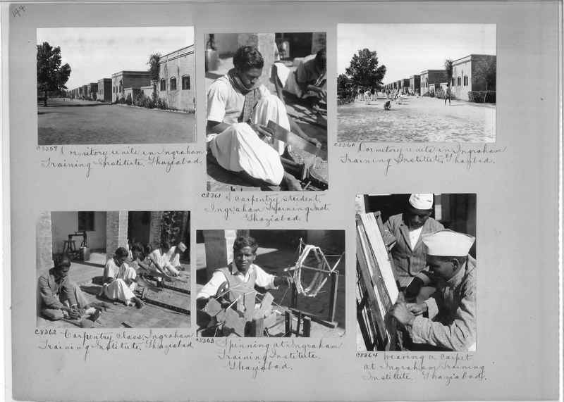 Mission Photograph Album - India #13 Page 0144