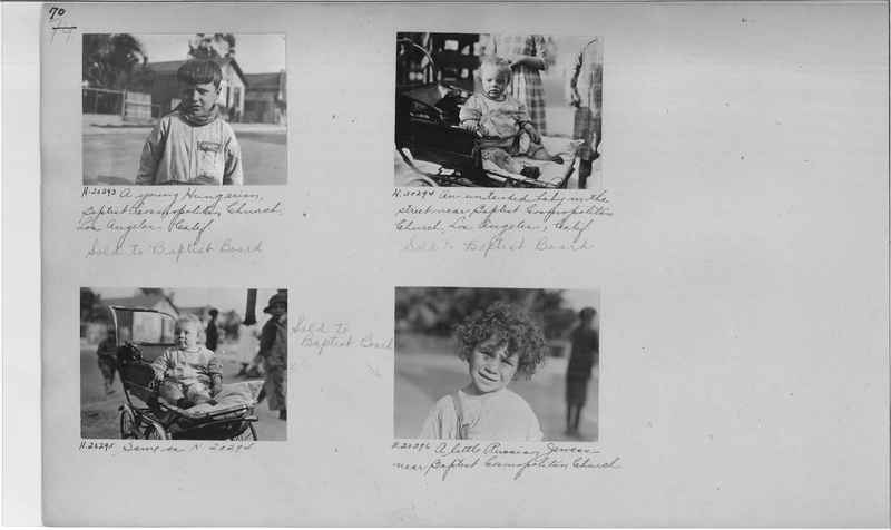 Mission Photograph Album - Cities #10 page 0070