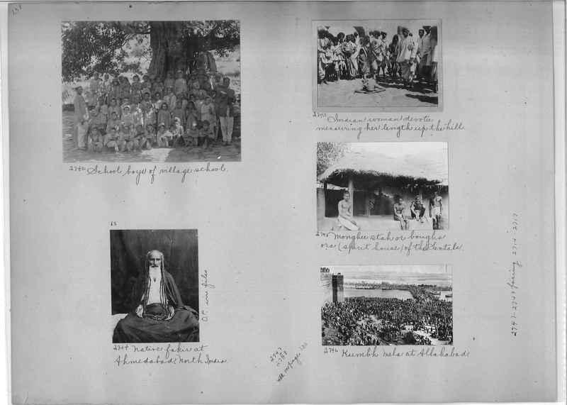 Mission Photograph Album - India #01 page 0138