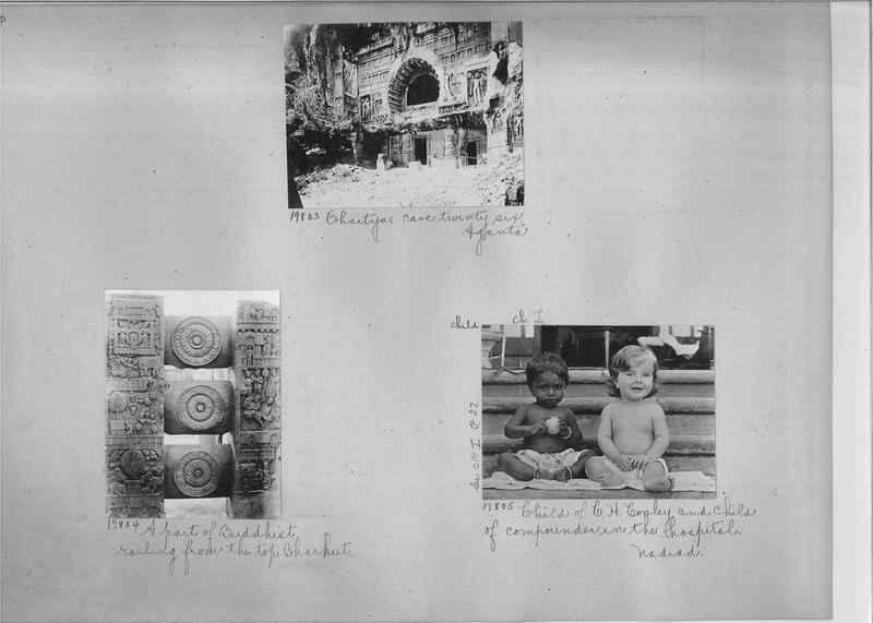Mission Photograph Album - India #03 page_0002