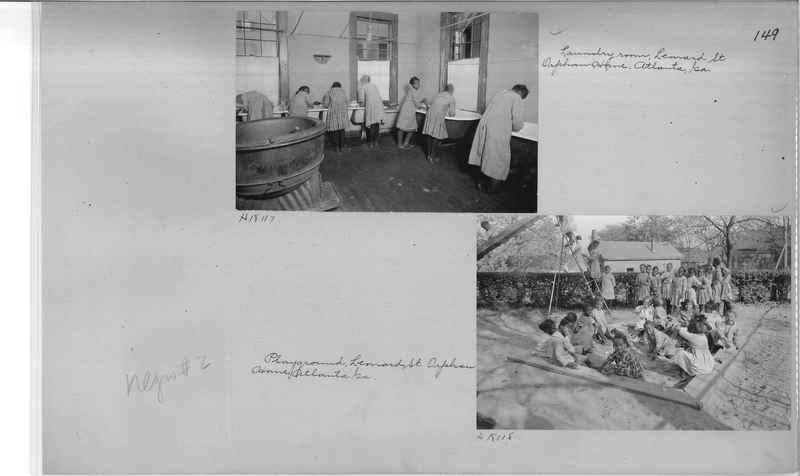 Mission Photograph Album - Negro #2 page 0149