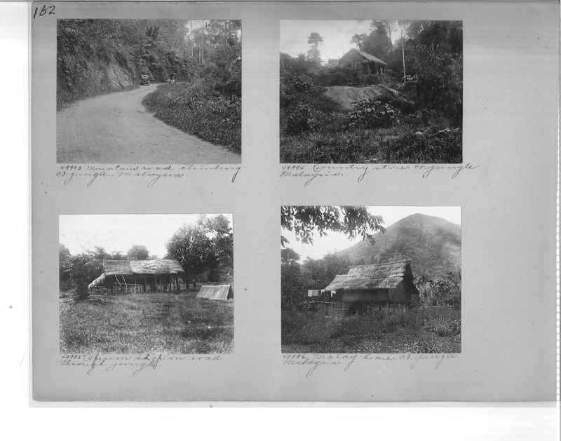 Mission Photograph Album - Malaysia #5 page 0162