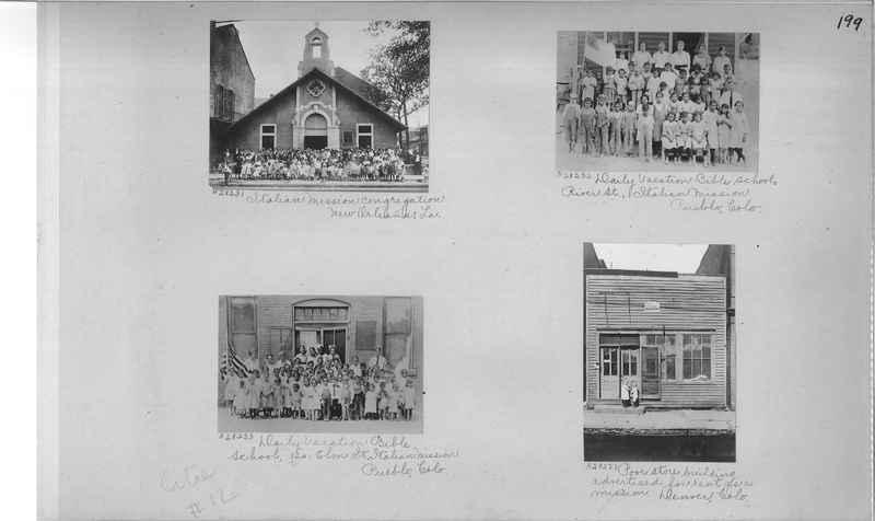 Mission Photograph Album - Cities #12 page 0199
