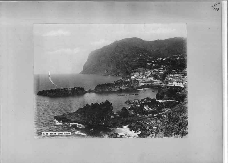 Mission Photograph Album - Africa - Madeira O.P. #1 page 0173