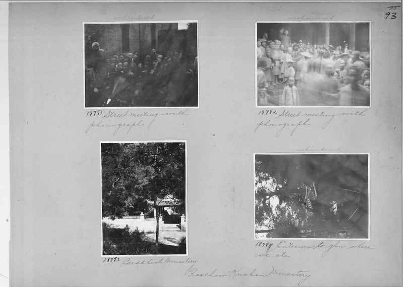 Mission Photograph Album - China #5 page 0093