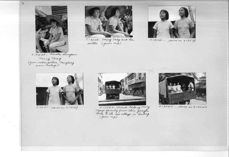 Mission Photograph Album - Malaysia #8 page 0006