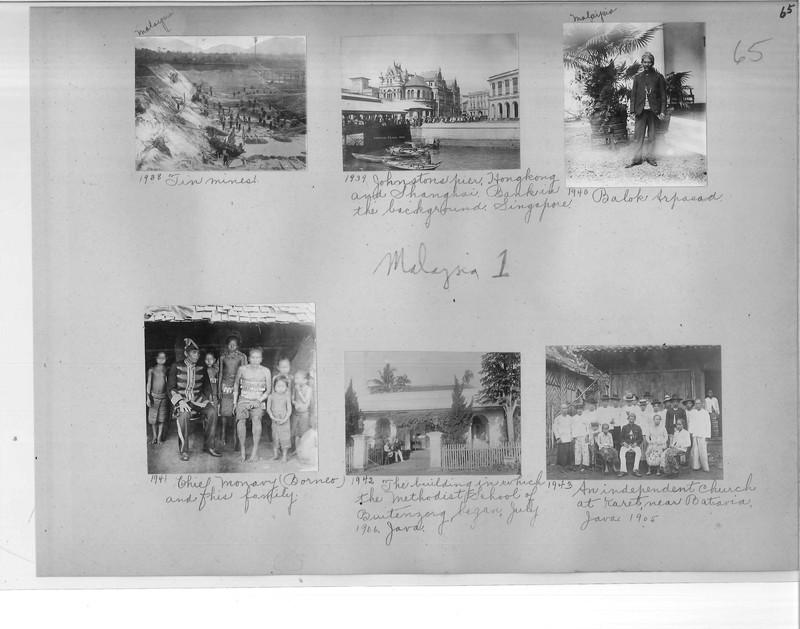Mission Photograph Album - Malaysia #1 page 0065