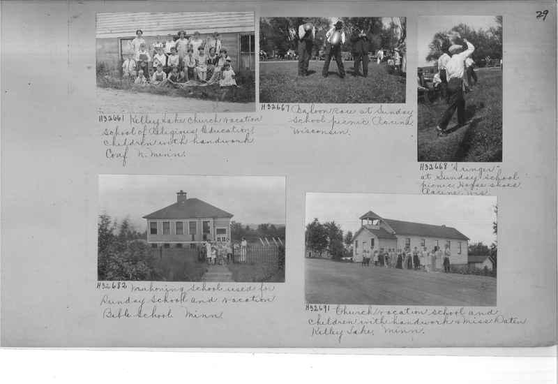 Mission Photograph Album - Religious Education #1 page 0029