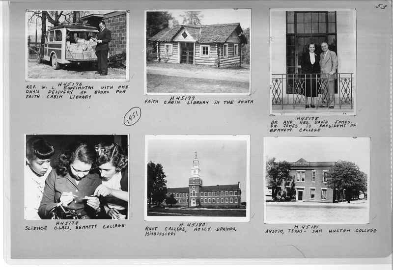Mission Photograph Album - Negro #7 page 0053