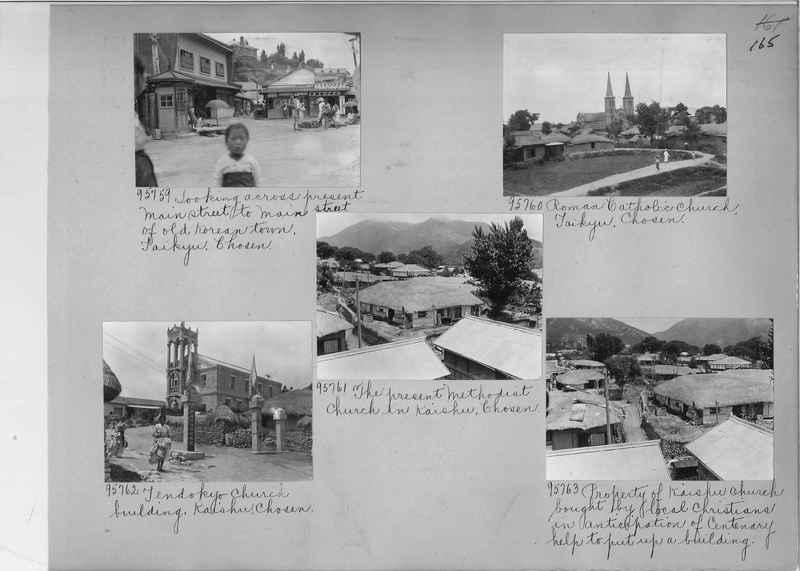 Mission Photograph Album - Korea #5 page 0165