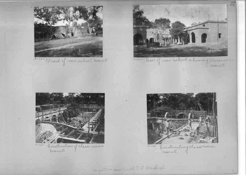 Mission Photograph Album - India #03 page_0113