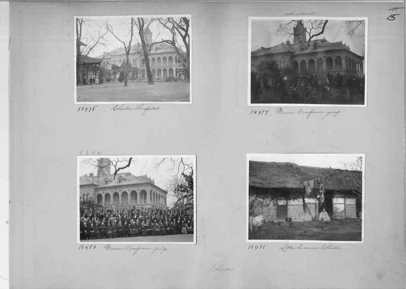 Mission Photograph Album - China #5 page 0015