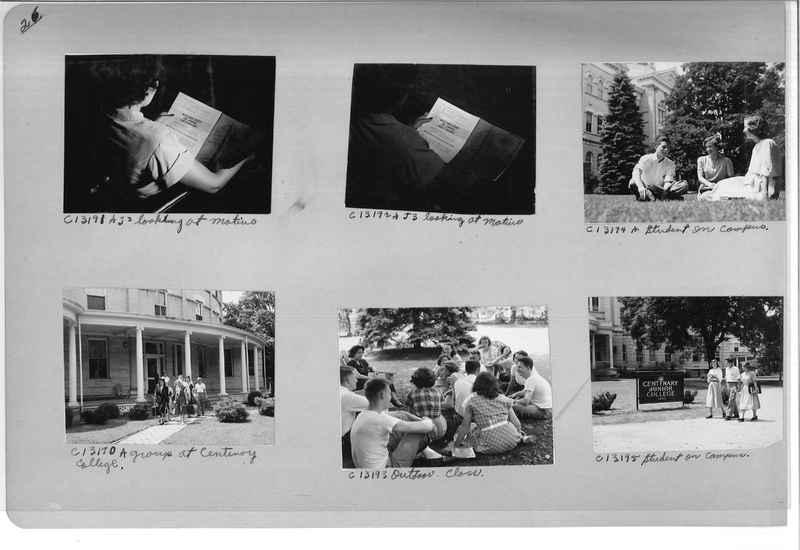 Mission Photograph Album - Portraits #13 Page 0026