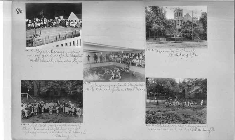 Mission Photograph Album - Negro #4 page 0086