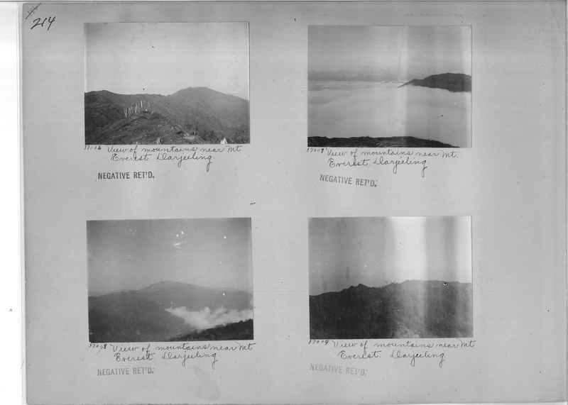 Mission Photograph Album - India #09 Page 0214