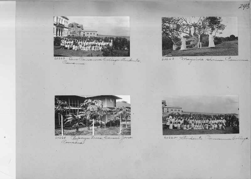 Mission Photograph Album - Panama #02 page 0243