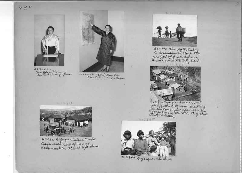 Mission Photograph Album - Korea #5 page 0240