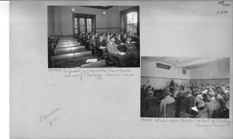 Mission Photograph Album - Education #2 page 0163