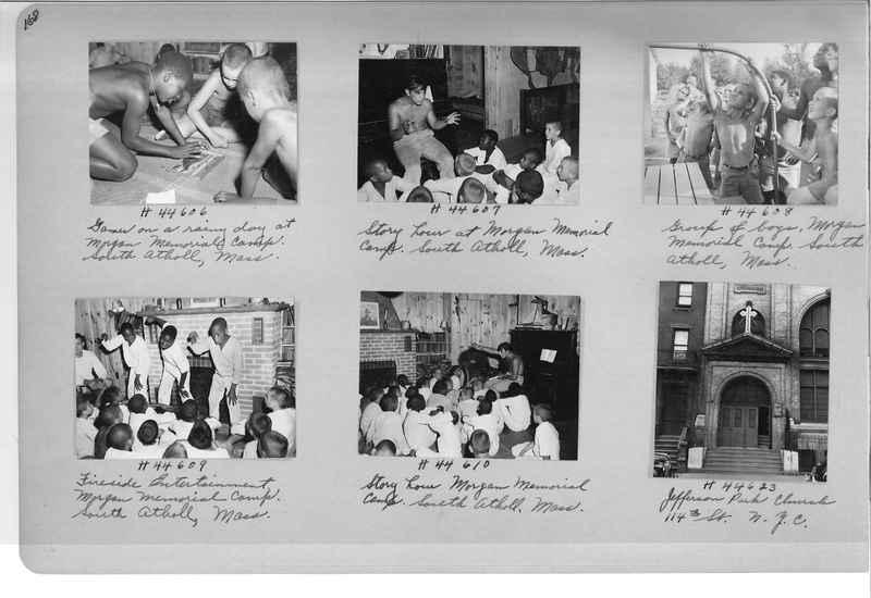 Mission Photograph Album - Cities #18 page 0168