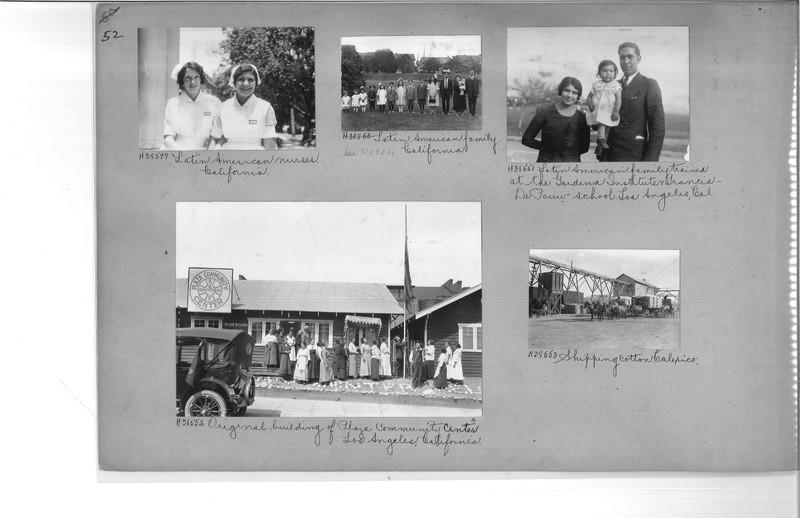 Mission Photograph Album - Latin America #2 page 0052