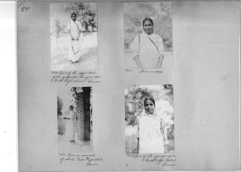 Mission Photograph Album - India #09 Page 0084