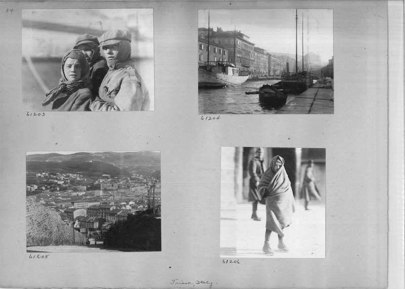 Mission Photograph Album - Europe #04 Page 0054