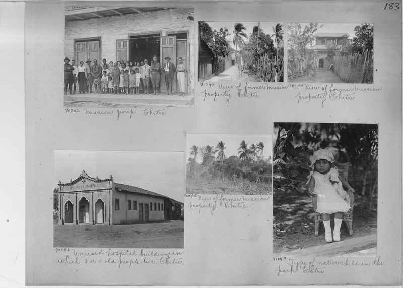 Mission Photograph Album - Panama #04 page 0183