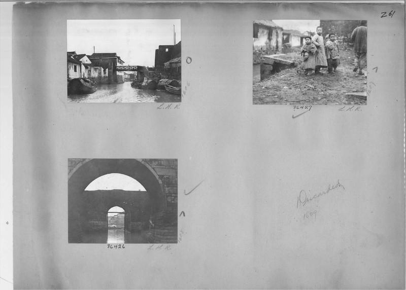 Mission Photograph Album - China #19 page 0261
