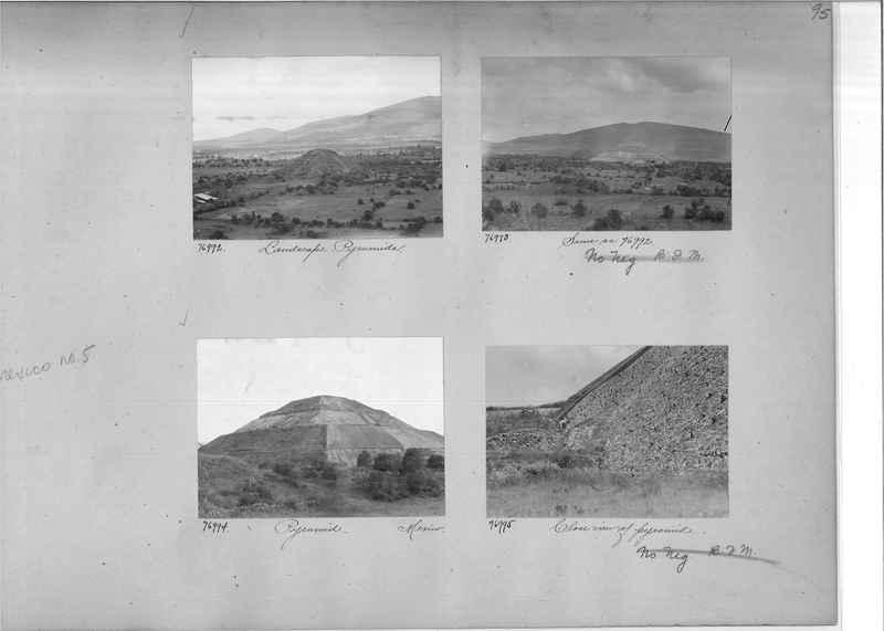 Mission Photograph Album - Mexico #05 page 0095