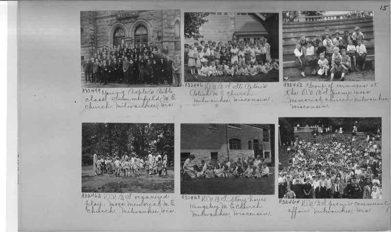 Mission Photograph Album - Religious Education #1 page 0015