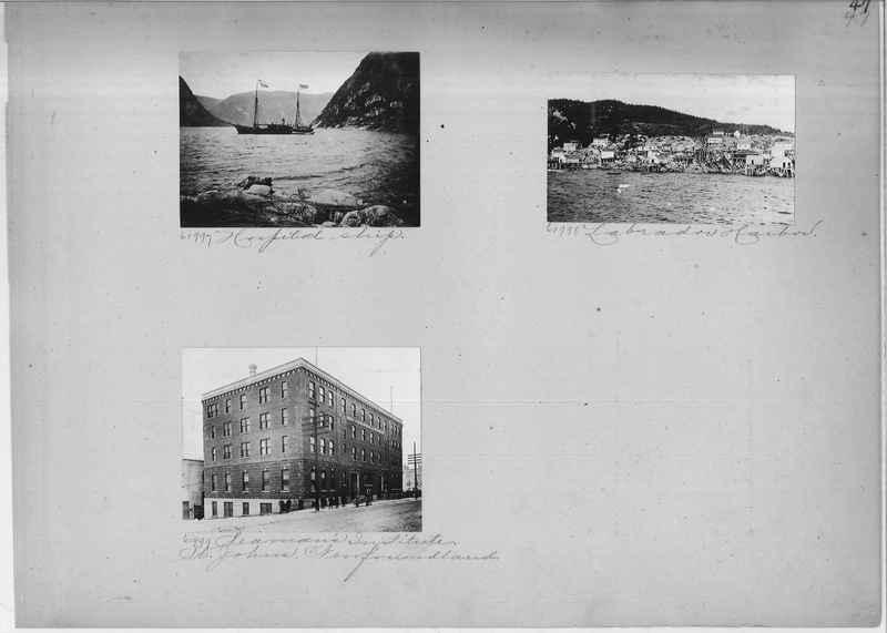 Mission Photograph Album - Miscellaneous #02 Page 0047