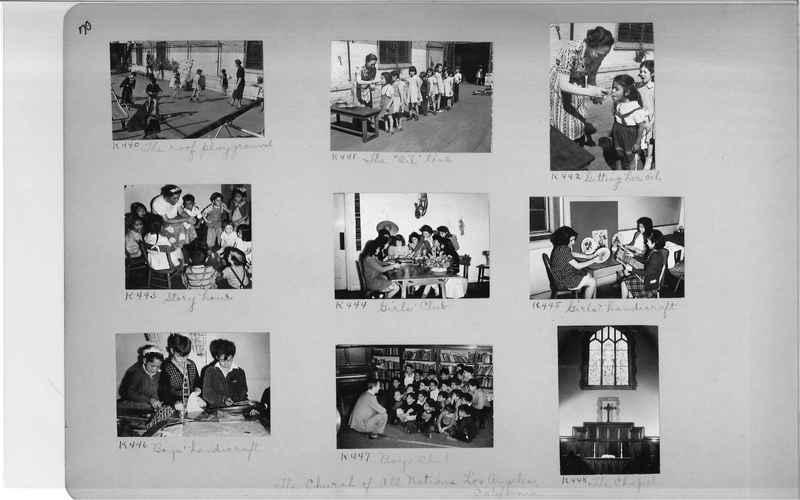 Mission Photograph Album - Cities #18 page 0070
