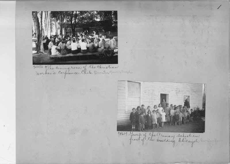 Misson Photograph Album - South America #8 page 0001