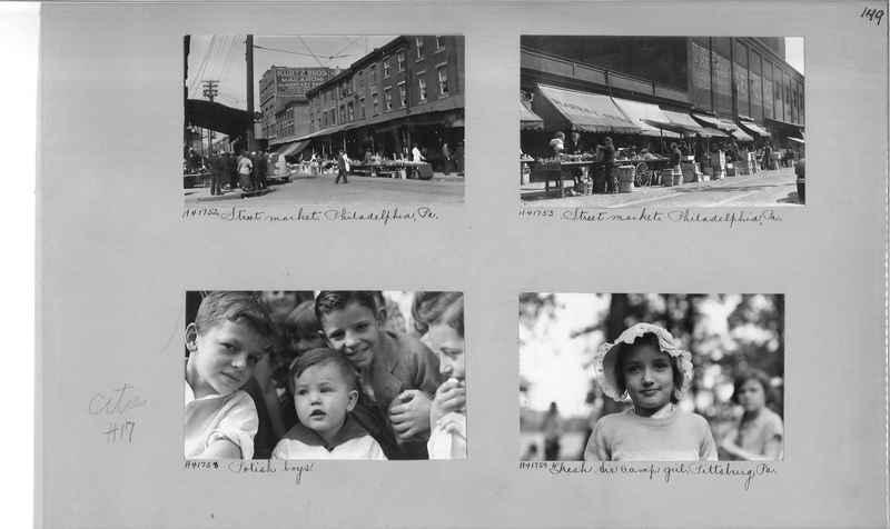 Mission Photograph Album - Cities #17 page 0149
