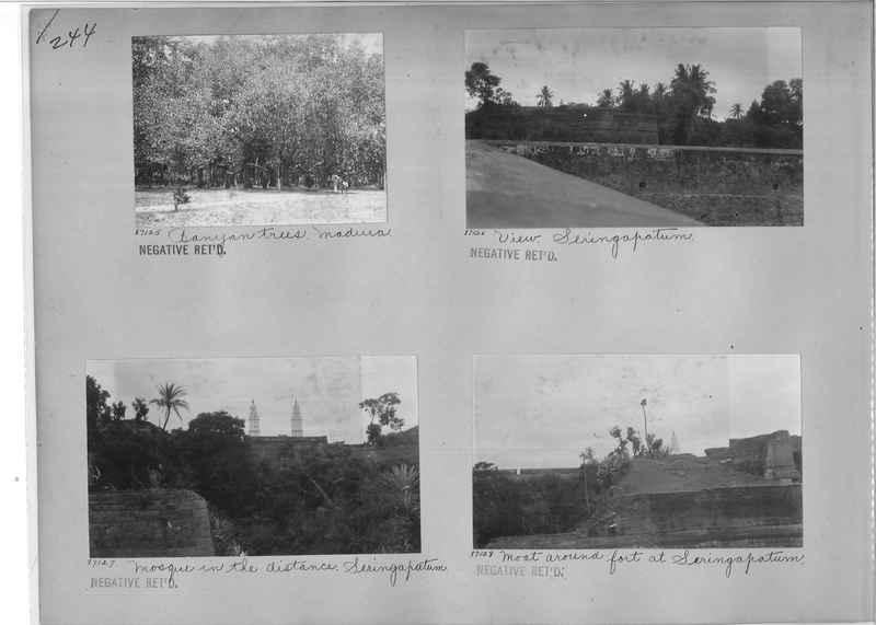 Mission Photograph Album - India #09 Page 0244