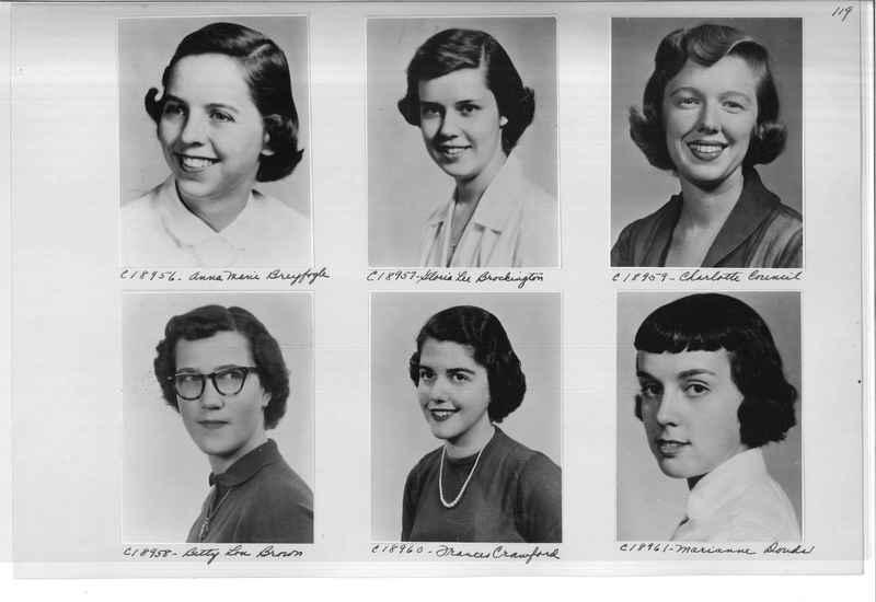Mission Photograph Album - Portraits #08 Page 0119