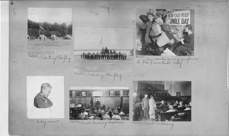 Mission Photograph Album - Education #2 page 0006