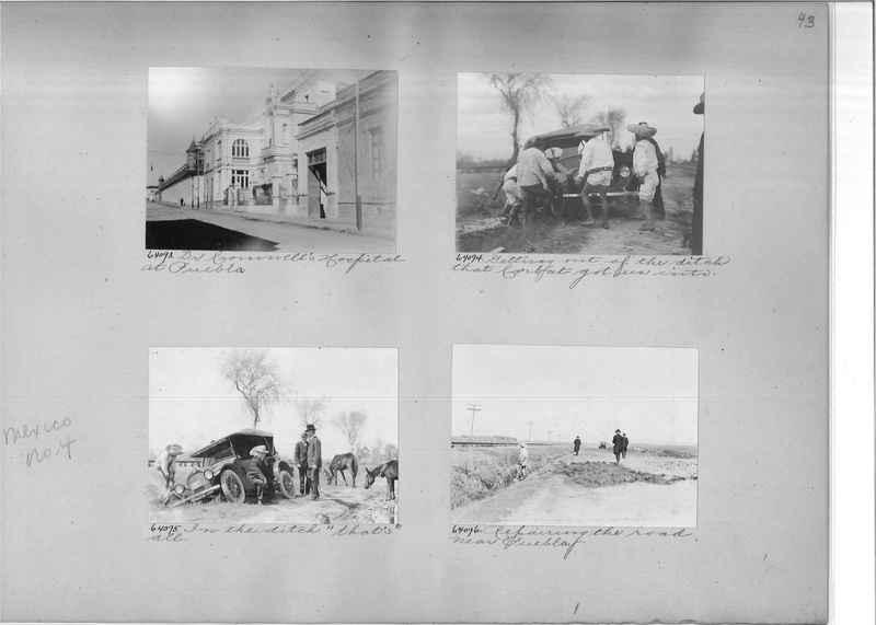 Mission Photograph Album - Mexico #04 page 0043
