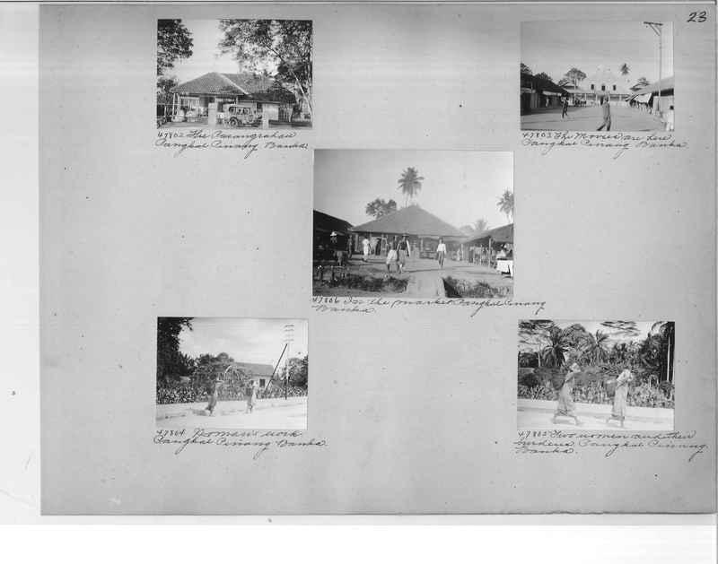 Mission Photograph Album - Malaysia #5 page 0023