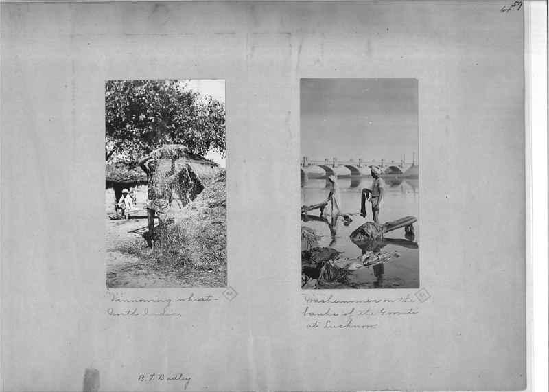 Mission Photograph Album - India - O.P. #01 Page 0057