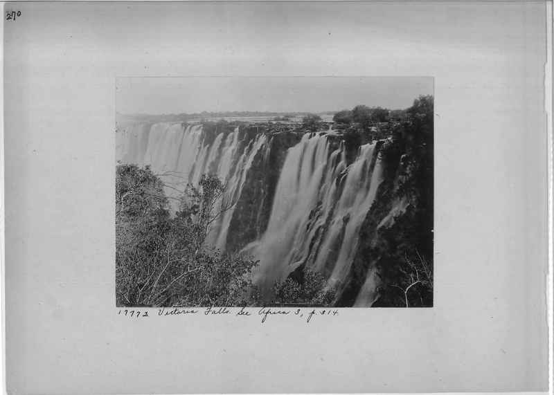 Mission Photograph Album - Africa - Madeira O.P. #1 page 0270
