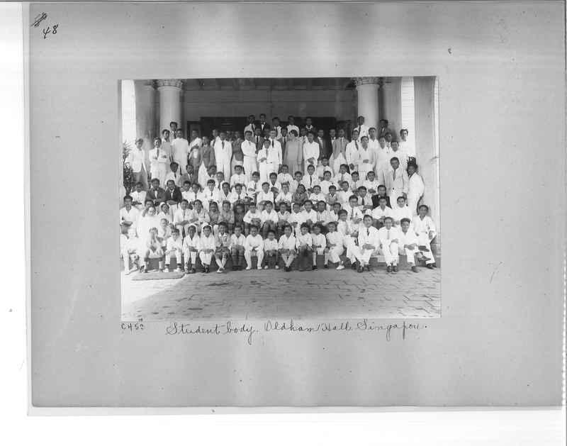 Mission Photograph Album - Malaysia #7 page 0048