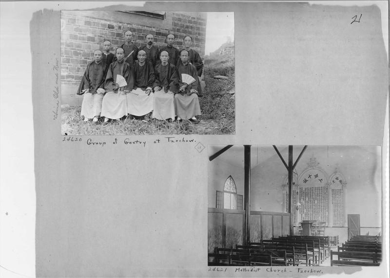 Mission Photograph Album - China #7 page 0021