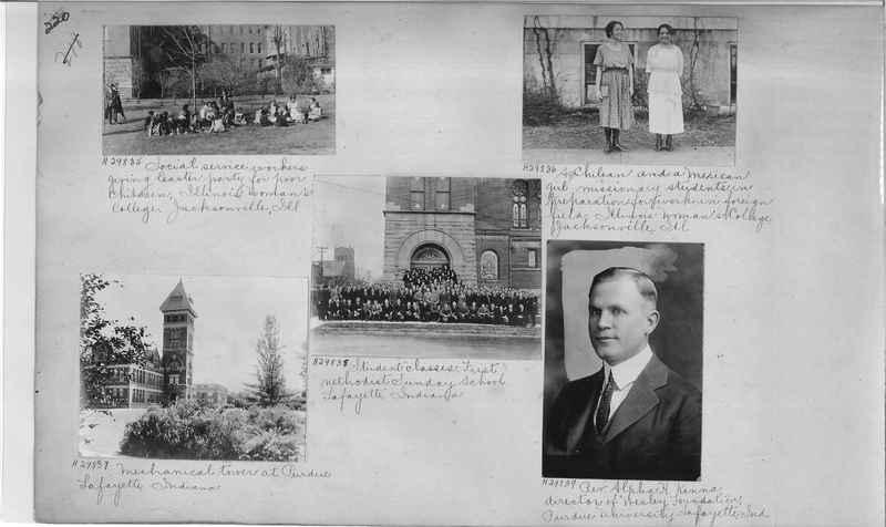 Mission Photograph Album - Education #1 page 0220