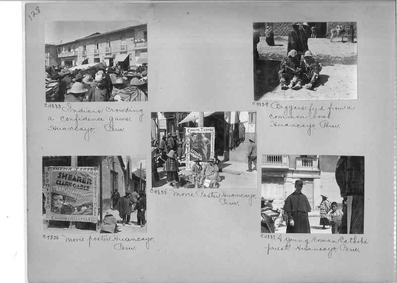 Misson Photograph Album - South America #8 page 0128