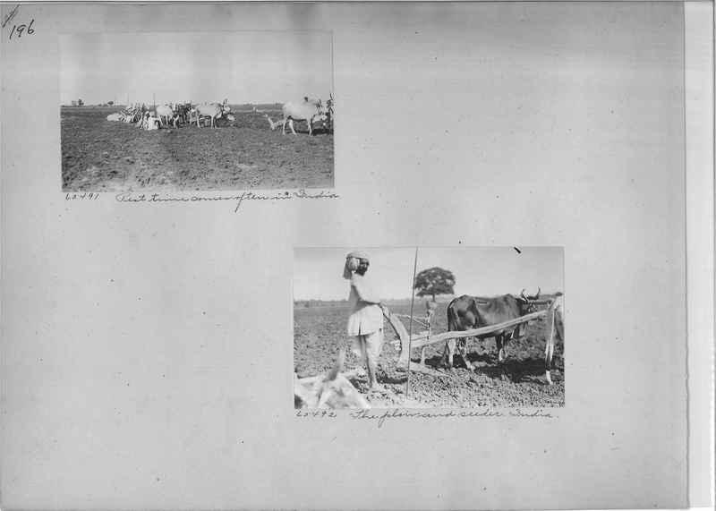Mission Photograph Album - India #08 Page 0196