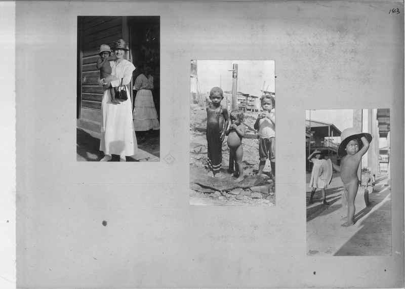 Mission Photograph Album - Panama OP #01 0143