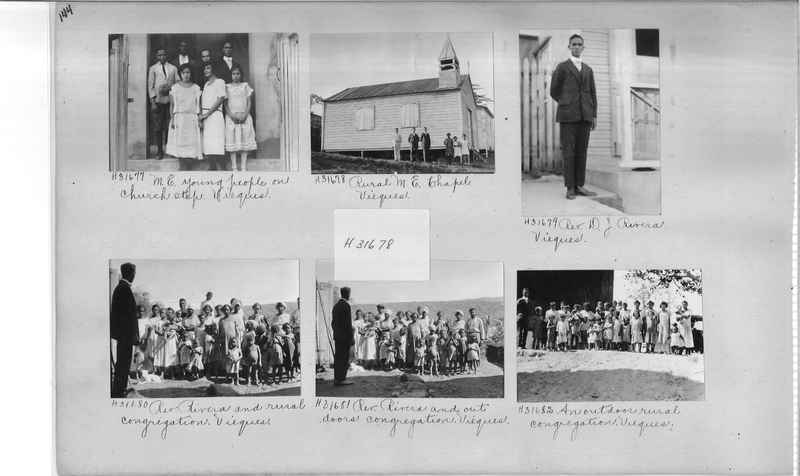 Mission Photograph Album - Puerto Rico #3 page 0144
