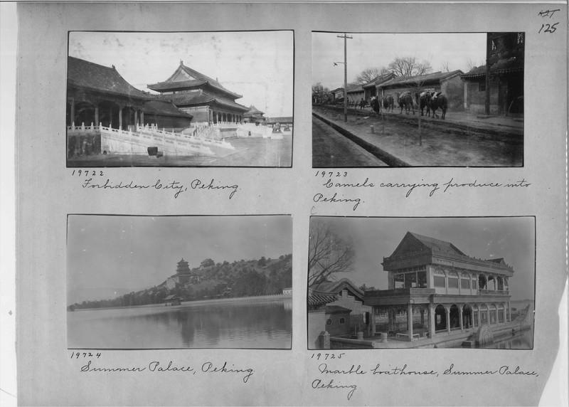 Mission Photograph Album - China #6 page 0125